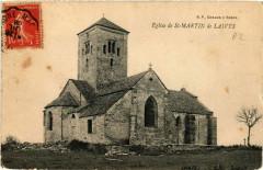Eglise de Saint-Martin de Laives - Laives