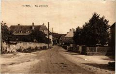 Saint-Boil - Rue Principale - Saint-Boil