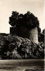 Arnay-le-Duc Tour des anciens Remparts - Arnay-le-Duc