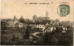 Arnay-le-Duc - Les Vieilles Tours - Arnay-le-Duc
