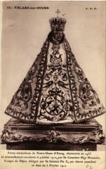 Velars-sur-Ouche - Statue Miraculeuse de Notre-Dame d'Etang - Velars-sur-Ouche