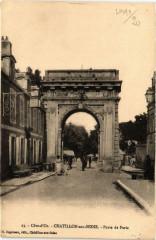 Chatillon-sur-Seine Porte de Paris - Châtillon-sur-Seine