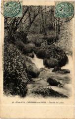 Duesmes-sous-Bois Cascade de Lafont - Duesme