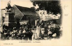 Alise-Sainte-Reine La Procession - Alise-Sainte-Reine