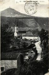 Velars-sur-Ouche - La Source et Eglise - Velars-sur-Ouche
