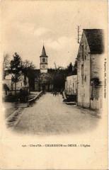Chamesson-sur-Seine Eglise - Chamesson