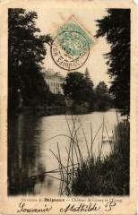 Env. de Baigneux Chateau de Cessey et l'Etang - Essey