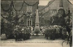Aisy-sous-Thil - Inauguration du Monument des Morts - Aisy-sous-Thil