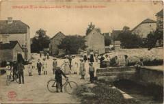 Gevrolles Grande Rue et Rue Caron - Gevrolles