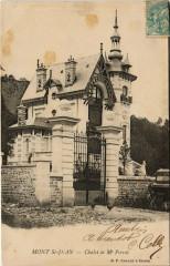 Mont-Saint-Jean - Chalet de M. Perrot - Mont-Saint-Jean