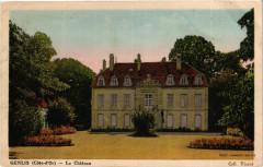 Genlis (Cote-d'Or) - Le Chateau - Genlis
