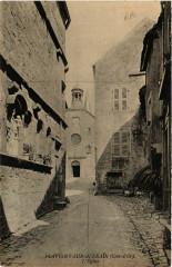 Flavigny-sur-Ozerain (Cote-d'Or) - L'Eglise - Flavigny-sur-Ozerain
