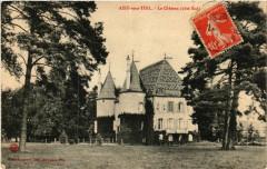 Aisy-sous-Thil - Le Chateau (coté Sud) - Aisy-sous-Thil