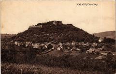 Malain (Cote-d'Or) - Mâlain