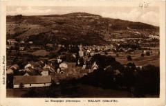 La Bourgogne pittoresque - Malain (Cote-d'Or) - Mâlain