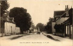 Cote-d'Or, Genlis- Rue de la Monnaie - Genlis