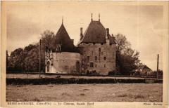 Beire-le-Chatel (Cote-d'Or) - Le Chateau, facade Nord - Beire-le-Châtel