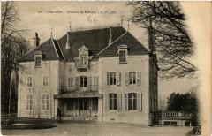 Cote-d'Or - Chateau de Frénois - Frénois