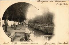 Selongey - Quai du Lavoir - Selongey