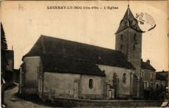 Lucenay-le-Duc (Cote-d'Or) - L'Eglise - Lucenay-le-Duc