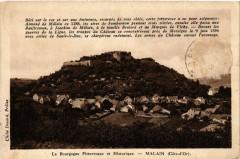 La Bourgogne Pittoresque et Historique - Malain (Cote-d'Or) - Mâlain
