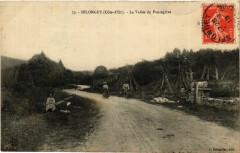 Selongey (Cote-d'Or) - La Vallée de Foucegrive - Selongey