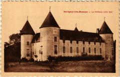 Savigny-les-Beaune - Le Chateau (coté Est) - Savigny-lès-Beaune