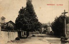 Nantoux - La Place - Nantoux