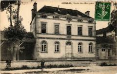 Genlis , Ecole des Garcons - Genlis