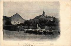 Darcey par Flavigny - Place des Terreaux - Darcey