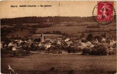 Darcey (Cote-d'Or) - Vue générale - Darcey
