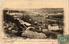 Cote-d'Or - La Vallée de la Seine - Vue générale de Chamesson-sur- - Chamesson