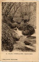 Cote-d'Or - Duesme-sous-Bois - Cascade de Lafont - Duesme