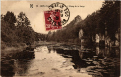 Aignay-le-Duc (Cote-d'Or) - L'Etang de la Forge - Aignay-le-Duc