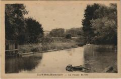 Pacy-sur-Armancon - La Fausse Riviere - Pacy-sur-Armançon