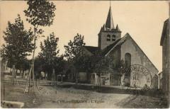 Saint-Cyr-les-Colons - l 'Eglise - Saint-Cyr-les-Colons