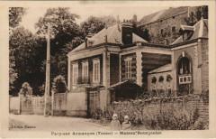 Pacy-sur-Armancon - Maison bourgeoise - Pacy-sur-Armançon