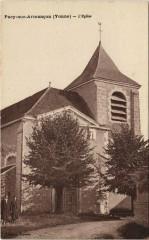Pacy-sur-Armancon - l'Eglise - Pacy-sur-Armançon