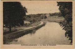 Pacy-sur-Armancon - le canal de bourgogne - Pacy-sur-Armançon