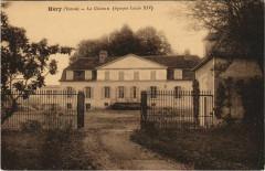 Hery - Le chateau - Héry
