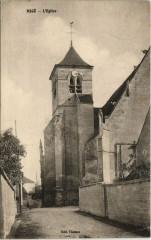 Mige - L'Eglise - Migé