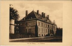 Val-de-Mercy - Le chateau - Val-de-Mercy
