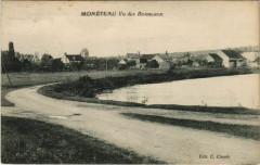 Moneteau - Vu des Boisseaux - Monéteau
