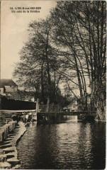 L'Isle-sur-Serein - Un coin de la Riviere - L'Isle-sur-Serein