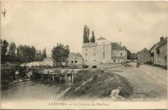 Lezinnes - La Scietie de Marbre - Lézinnes