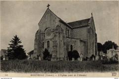 Montreal - L'Eglise - Cote de l'Abside France - Montréal