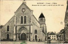 Bleneau - L'Eglise - Bléneau