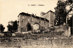 Thizy - Chateau France - Thizy