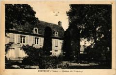 Fontenoy - Chateau du Tremblay France - Fontenoy