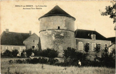 Poilly-sur-Serein - Le Colombier - Ancienne Tour Feodale France - Poilly-sur-Serein
